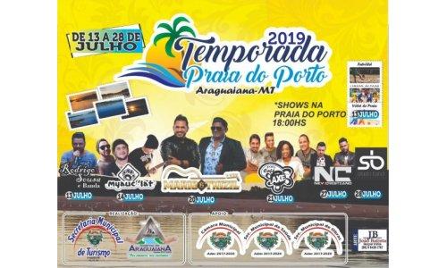 Temporada de Praia 2019