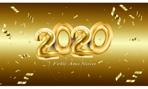 Adeus Ano Velho! Feliz Ano Novo!