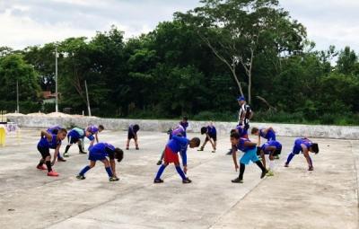 Araguaiana (MT) inaugura Escolinha de Futebol para Crianças e Adolescentes do município